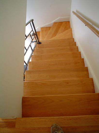 Stairs Before Stairs After