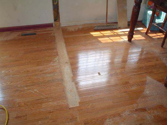 Hardwood floor repair simple pine floor repair pine floor for Wood floor repair