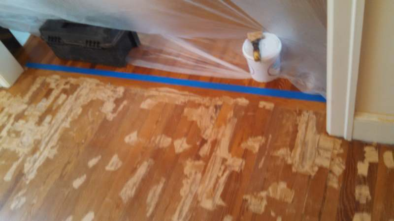 scratched scratches floors flooring dealing with repair how to hard floor wood fix